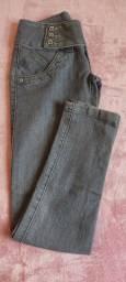 Título do anúncio: Calça jeans feminina Morena Rosa n.40