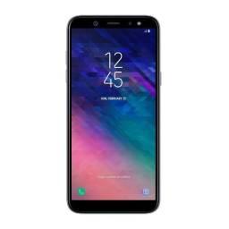 Título do anúncio: Samsung Galaxy A6 PLUS  loja no centro aceitamos trocas parcelamos em até 12X