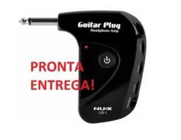 Mini Amplificador Guitarra Violão Nux Gp-1