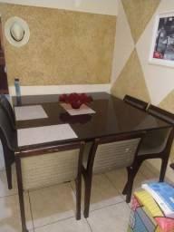 Mesa  de jantar Breton