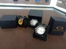 Relógio Oakley Dia dos namorados