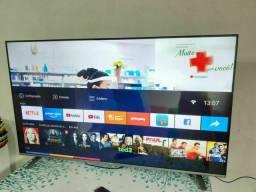 TV smart de 55 polegada 4K PHILCO