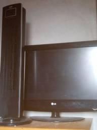 Tv32  é ventilador Torre  LCD digital