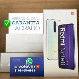 MENOR PREÇO do BRASIL! Xiaomi NOTE 8 PRO 128GB - Novo Lacrado Garantia - Global