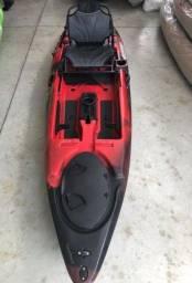 """Caiaque AS 350 Pro Novo + TUBO """"T"""" para pedal milha náutica - Leia o Anuncio!"""