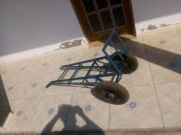 Título do anúncio: Carrinho de carga 2 rodas