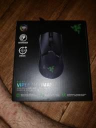 Mouse Gamer Viper Ultimate com Dock sem fio novo lacrado
