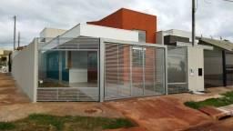 F.B. Negócios Imobiliários - Casa de esquina Jd Ecovalley, projeto diferenciado
