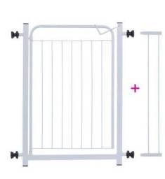 Grade de Proteção para Portas e Escadas - Aceitamos cartões