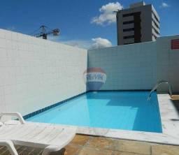 Título do anúncio: Apartamento com 2 dormitórios à venda, 60 m² por R$ 320.000,00 - Aflitos - Recife/PE