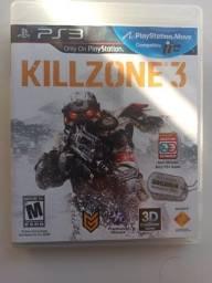 Jogo Killzone 3 - PS3 - Mídia Física