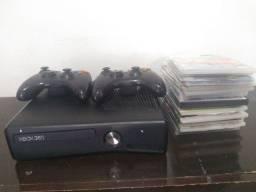 Título do anúncio: Xbox 360 parcelo no cartão
