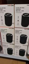 Caixa de Som Bluetooth Hayom CP2703