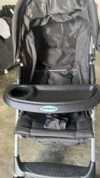 Título do anúncio: Vendo carro de bebê bem conservado