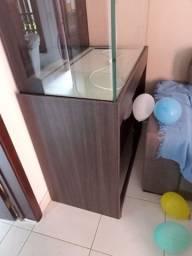 Título do anúncio: Móvel para aquário com portas removíveis.