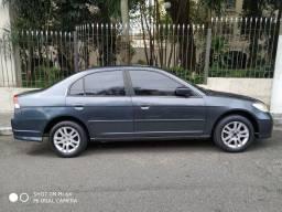 Honda Civic lx 1.7 completo 2005/2005