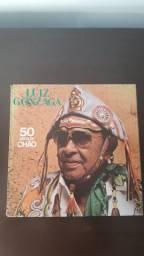 Disco de Vinil Luiz Gonzaga(Coleção 50 anos de Chão)- R$ 200,00