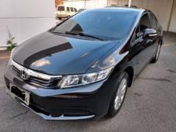 Honda Civic LXL 12/12 - 1.8 Automático