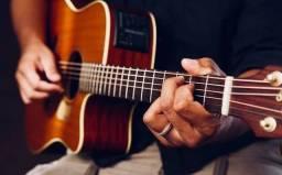 Aula de violão online!