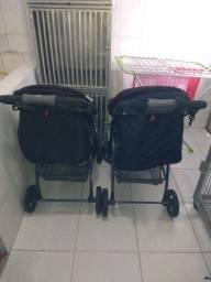 Título do anúncio: 2 carrinhos de bebê