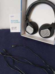 Promoção de Fone Bluetooth da Exbom