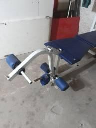 Máquina de  ginástica musculação