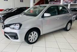 Título do anúncio: Etios 1.5 Sedan X Plus - 2019