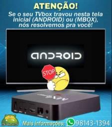 Concerto e/ou Personalização de TV BOX;