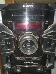 Som microsystem potente Sony gtr333 - 400W
