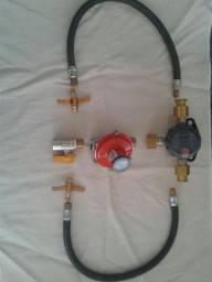 Kit inversor gas