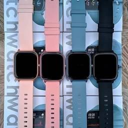 Relógio P8 Smartwatch ótimo para esportes