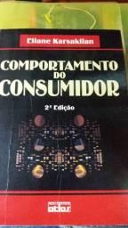 Livro comportamento do consumidor seminovo,r$100,00