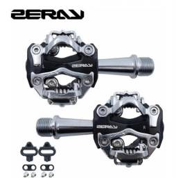 Pedal Zeray Clip Zp108s Com Tacos Bike Mtb