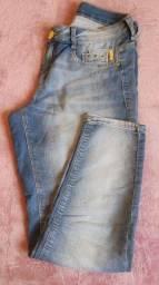 Título do anúncio: Calça jeans feminina Emporio n.40