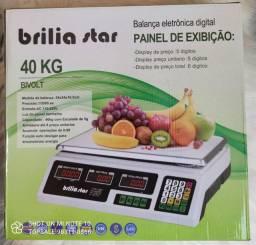 Balança digital comercial 40 kilos