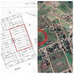 Título do anúncio: 5 lotes de 480 m² - R$ 28 mil