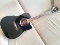 Violão ibanez v72 indonesia ac troca guitarra pedal ...