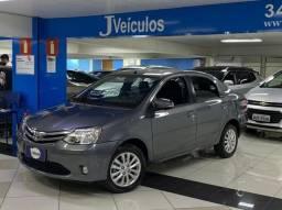 Toyota ETIOS 1.5 XLS SEDAN 16V FLEX 4P MANUAL