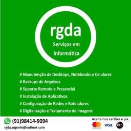 Rgda - Serviços em Informática
