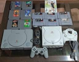 Compra.mos seu vídeo game antigo