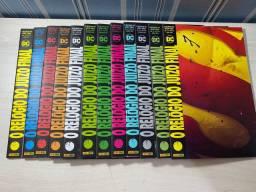 Coleção de HQs DC Comics O Relógio do Juízo Final