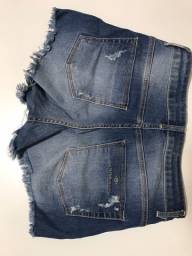 Título do anúncio: Shots jeans Shoulder
