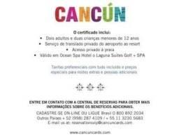 Título do anúncio: Voucher para Cancun com 7 dias de hospedagem grátis
