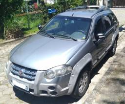 Fiat Palio Weekend Adventure Locker Manual 1.8 16V Flex 2011