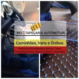 Caminhão Banco Revestimento.