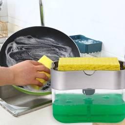 Dispensador de detergente liquido