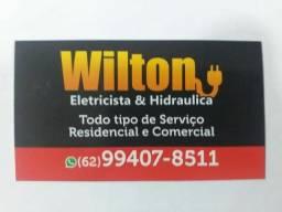 Título do anúncio: Serviço de elétrica e Hidráulica 24 horas e feriados.
