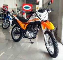 Honda Nxr 18 PURA - laranja - 2018
