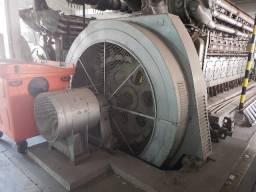 Gerador Baixa Rotação 1380 KVA Em 360 Rpm