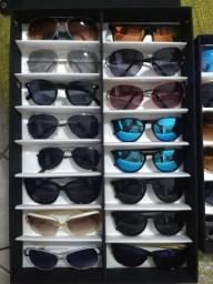 Oculos de sol (lote com 40 oculos)